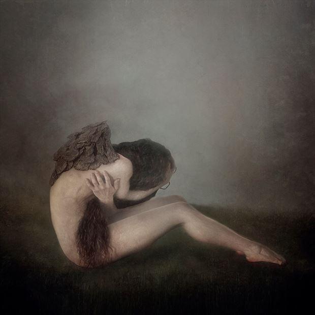 scars artistic nude photo by photographer crystallynn