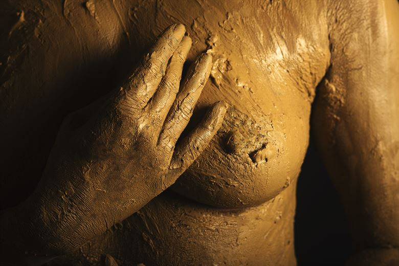 sculpted desires a photo series artistic nude photo by photographer redefining realism