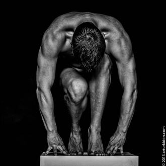 sculpture artistic nude photo by model _model_art__
