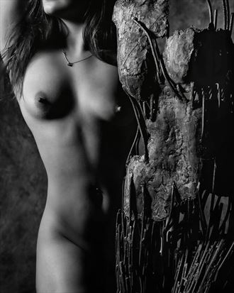 sculpture artistic nude photo by photographer jeff deponte