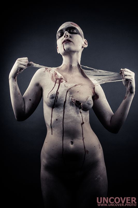 second skin horror photo by photographer uncoverphoto