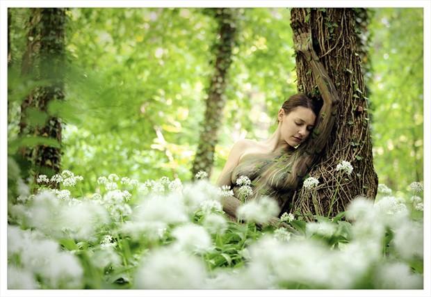secret of the woods Artistic Nude Photo by Photographer Laila Pregizer