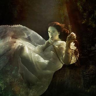 secret passage surreal photo by photographer crystallynn