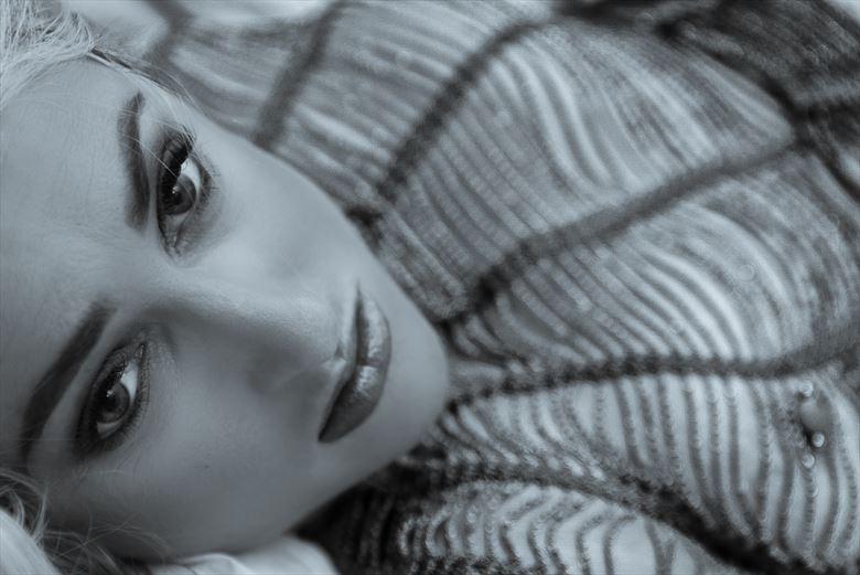 seek and find lingerie photo by model kez chalinor