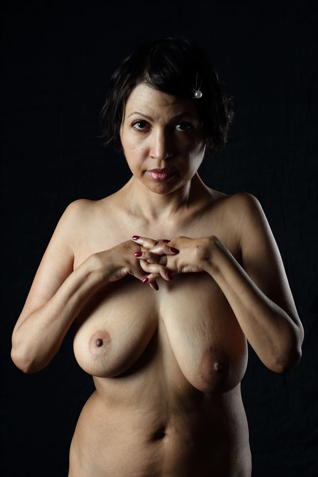 self love artistic nude photo by photographer ab union