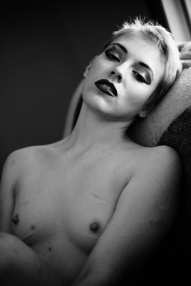 self outside Artistic Nude Photo by Photographer Kaos