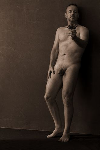 semilllas autorretrato artistic nude photo by photographer gustavo combariza