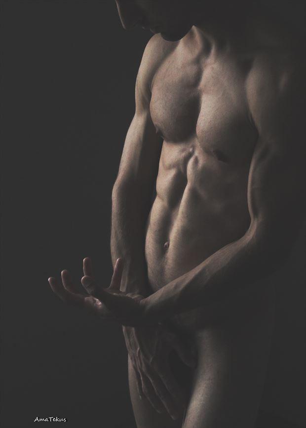 sensual artistic nude photo by model coma12