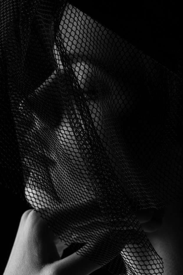 sensual close up photo by model violet pixie