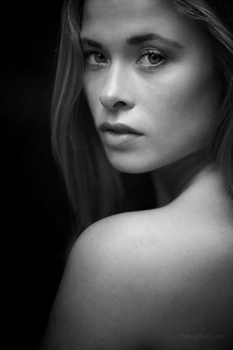 sensual implied nude artwork by photographer thomas berlin