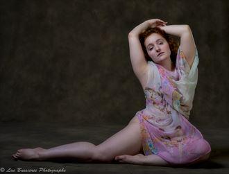 sensual implied nude photo by model ophelia elysian