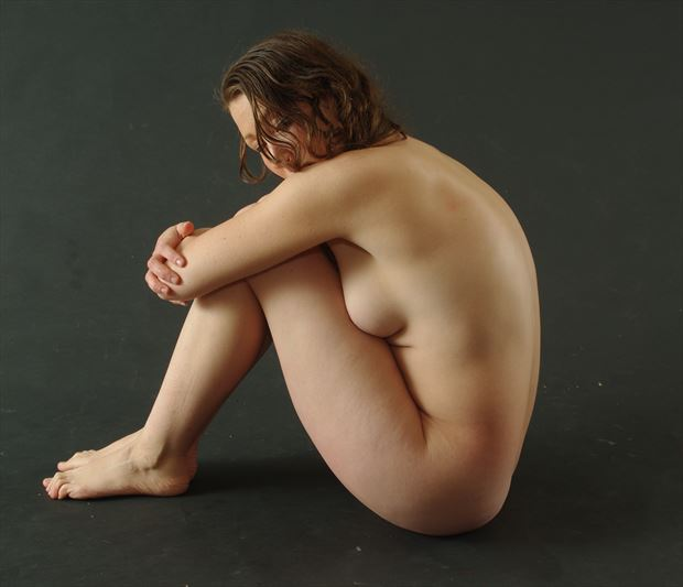 sensual implied nude photo by photographer james curran