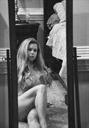 sensual natural light photo by model angela mathis