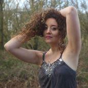 sensual natural light photo by model ella rose muse