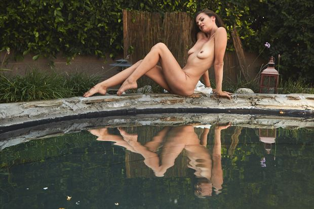 sensual natural light photo by model helen troy