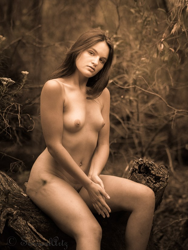 sensual nude in nature Artistic Nude Photo by Photographer Sensual Artz