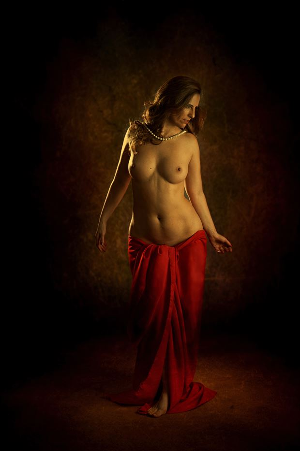 sensual photo by photographer art nude