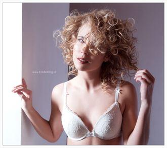 sensual portrait lingerie photo by photographer erik bolding