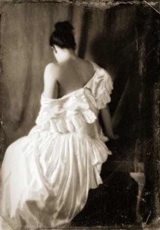 sensual retro photo by photographer divinelight