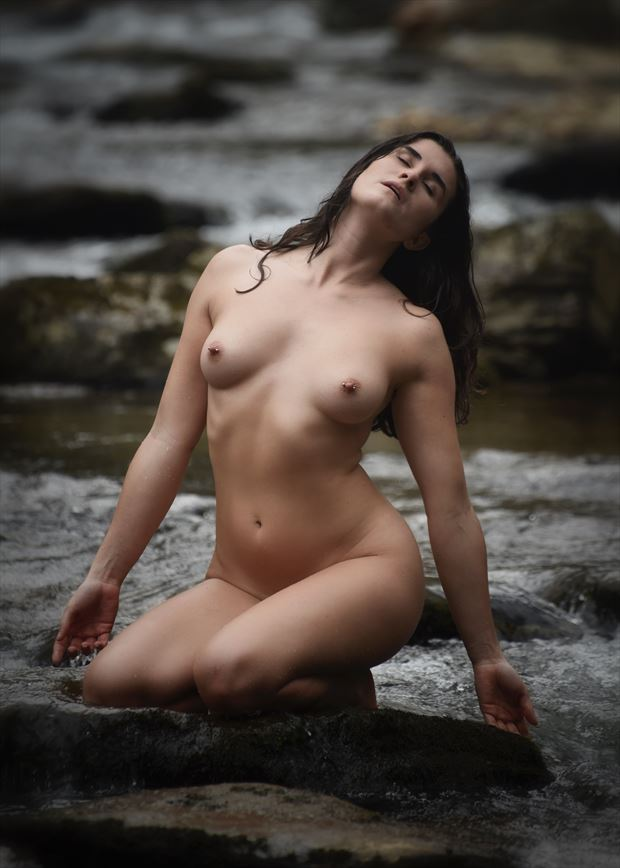 sensual river artistic nude photo by photographer nostromo images