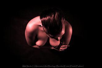 sensual silhouette photo by photographer 2m8 studio