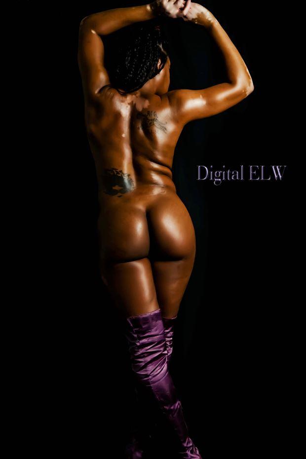 sensual studio lighting photo by model izzy_p25