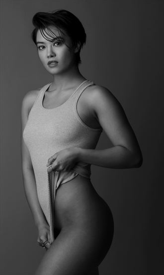 sensual studio lighting photo by model thedarkmotherkali