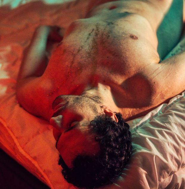 sensual waves 1 artistic nude photo by model cosmopolitano