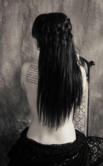 serafina 1 artistic nude photo by photographer divinelight