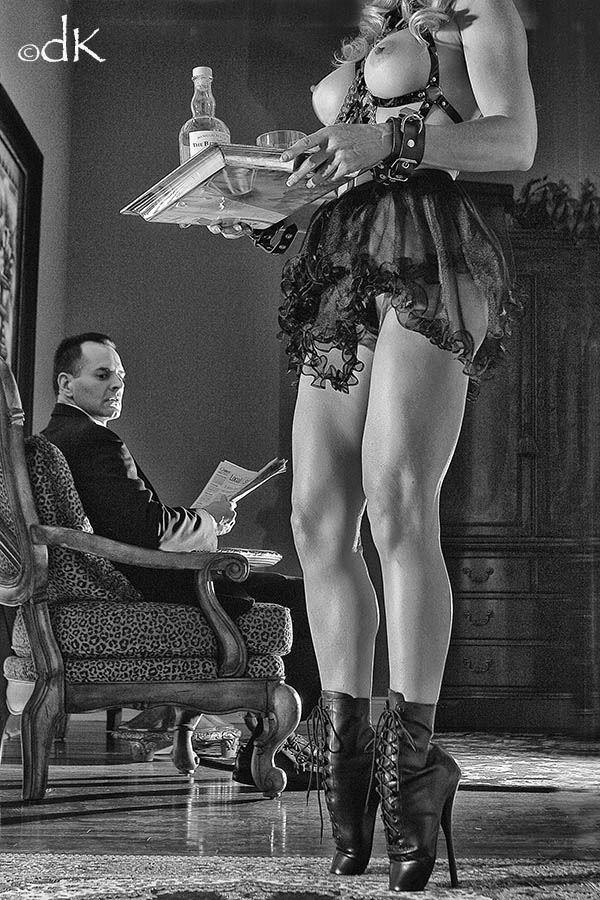 serve you artistic nude photo by photographer dennis keim