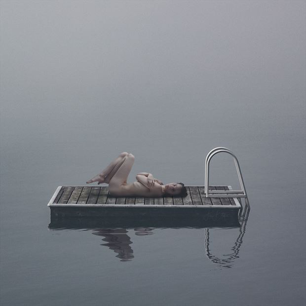set adrift artistic nude photo by photographer johnjanklet