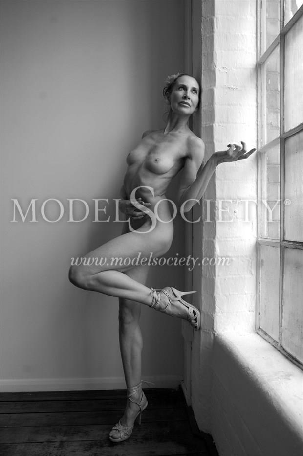 shade of light Artistic Nude Photo by Photographer Howie