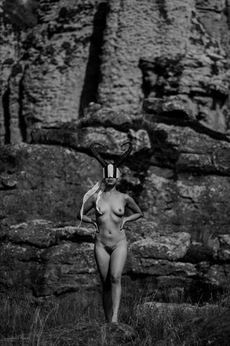 shades of darkened skies artistic nude photo by photographer francisco rueda