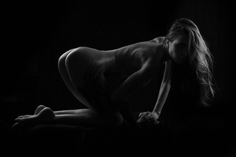 shadow of a dying light erotic photo by photographer luj%C3%A9an burger