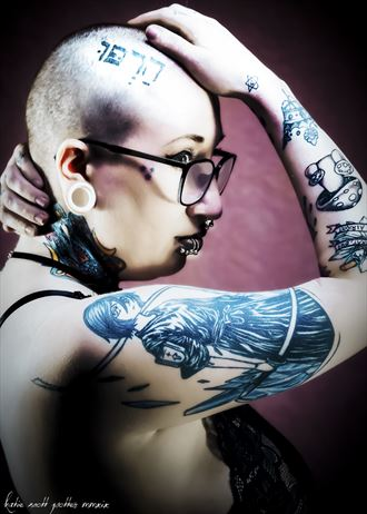 shandy tattoos photo by photographer katie potter