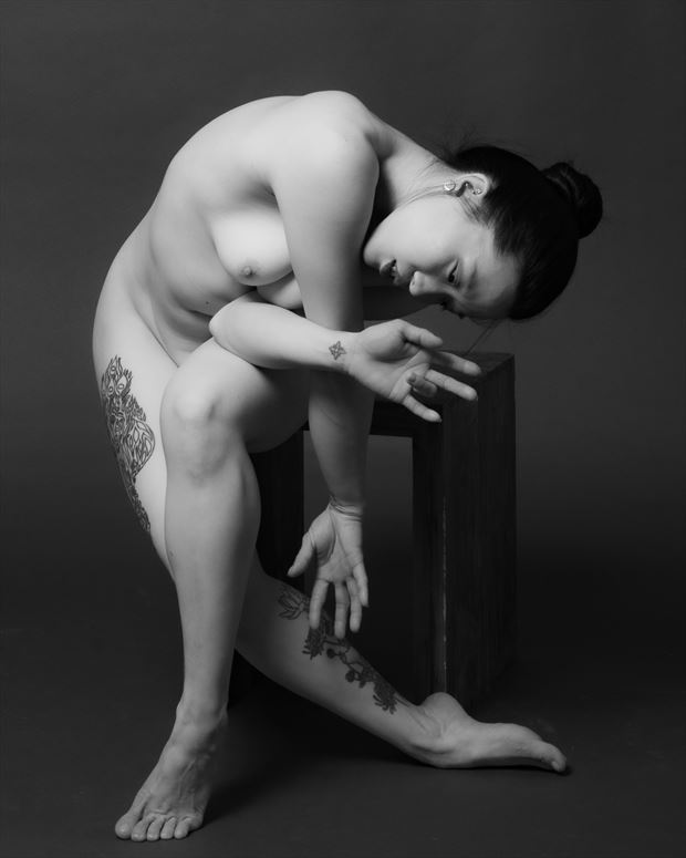 shapes artistic nude photo by photographer proton