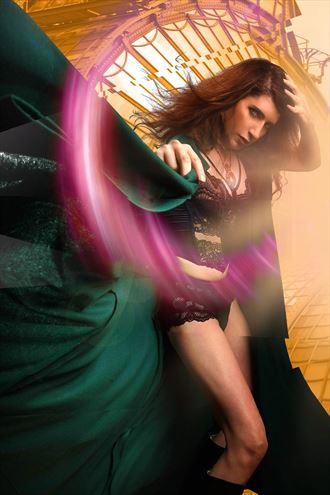 she rose project alida fantasy photo by model transartmodel