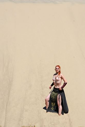 shield maiden iii artistic nude photo by photographer rare earth gallery