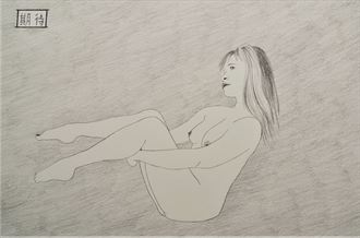 shin hanga 10 anticipation artistic nude artwork by artist the artist s eyes