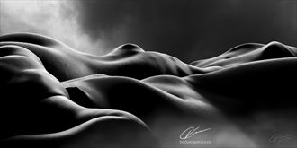 shining through surreal photo by photographer cory varcoe bodyscapes