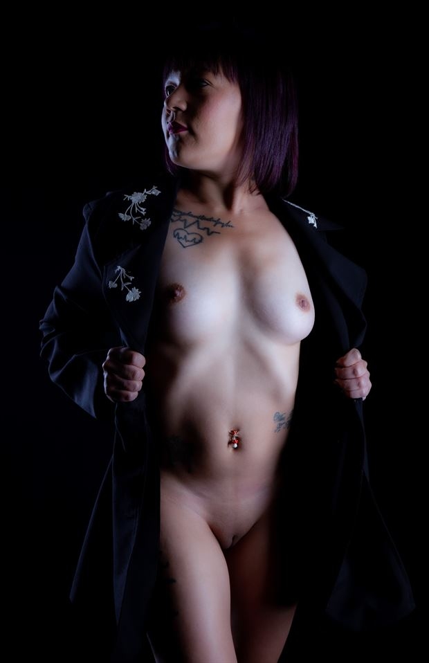 shirt artistic nude photo by photographer allan taylor