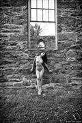 shooting ruins artistic nude artwork by model anthrisque