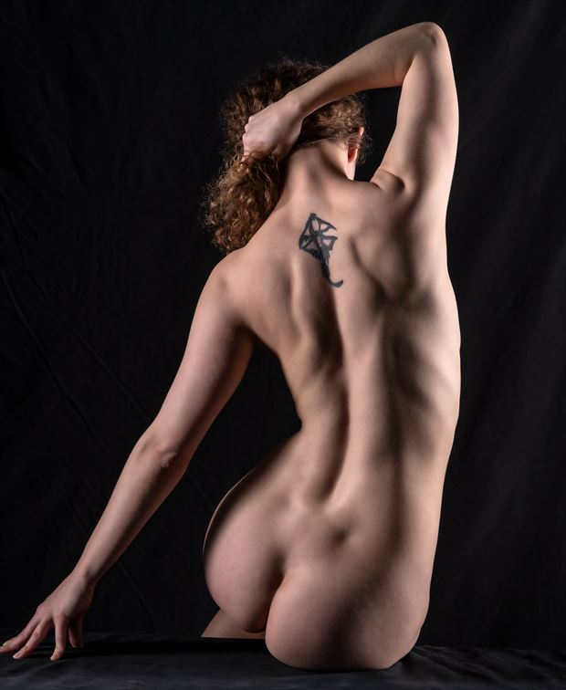 should i pull my hair back artistic nude photo by photographer gpstack