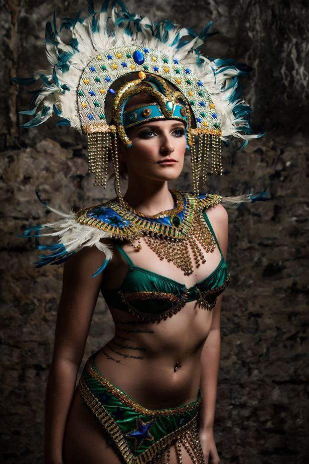 showgirl lingerie photo by photographer justinharrisphoto
