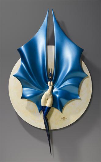 showtime artistic nude artwork by artist john morris sculptor