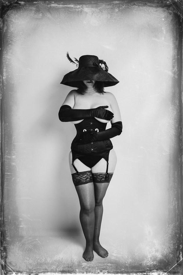 shy lady Fashion Photo by Artist Digital.retoucher.uk