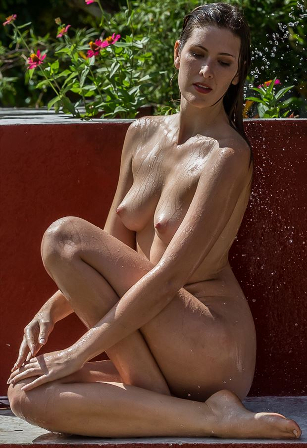sienna artistic nude photo by photographer stevegd