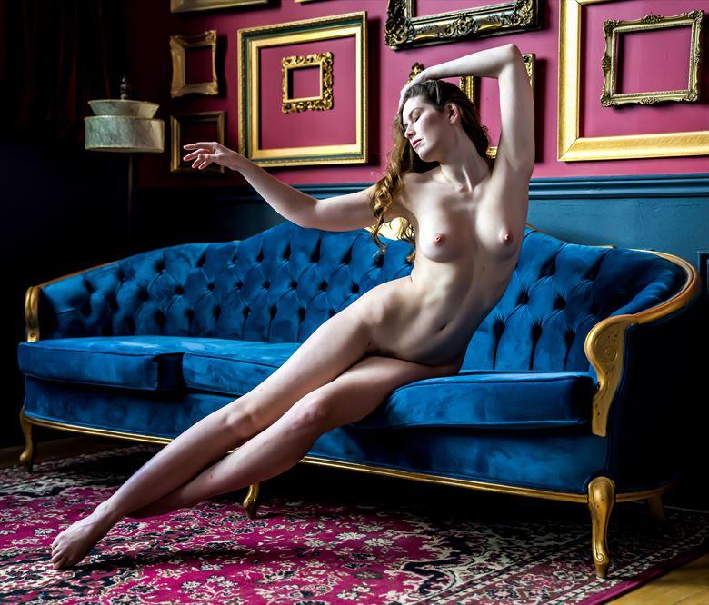 sienna artistic nude photo by photographer tgabrukiewicz