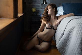 sienna bedside ii artistic nude photo by photographer mxfan61