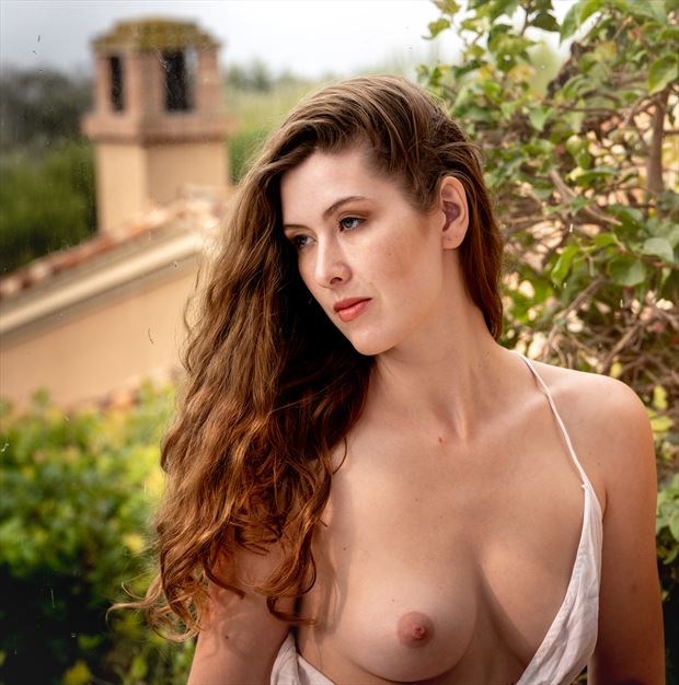 sienna italian villa artistic nude photo by photographer evan